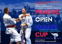 Prague Open Karate Cup 2018