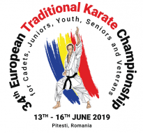 34th European Tradititional Karate Championships 2019