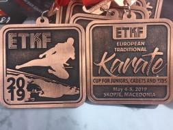Výsledky z Evropského poháru ETKF