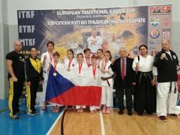 Evropský pohár ETKF v Makedonii