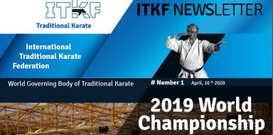 Nové webové stránky ITKF a Newsletters